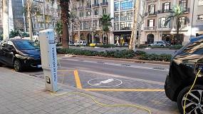 Foto de Barcelona inicia la regulación de los puntos de recarga para vehículos eléctricos que se podrán instalar en la ciudad