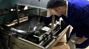 Foto de Diseñan un sistema automatizado de control de producción y humedad para lograr la almazara inteligente
