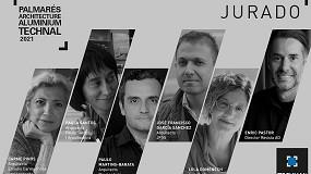 Foto de Carme Pinós, presidenta del jurado del Palmarés Architecture Aluminium Technal edición 2021
