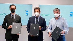 Foto de Las Rozas (Madrid) y Signify impulsarán proyectos de innovación en materia de iluminación y eficiencia energética