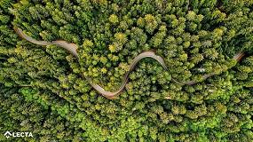 Foto de Lecta da a conocer su nueva política responsable de adquisición de madera y productos de origen forestal