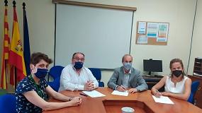 Foto de Los fabricantes aragoneses de maquinaria agropecuaria quieren acercar la FP a las necesidades del sector