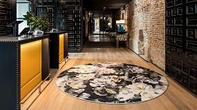 Foto de Gabarró viste con Medfloor Raw los suelos del renovado Hotel Pestana Plaza Mayor de Madrid