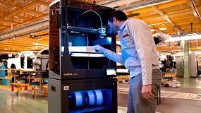 Foto de La planta de Nissan en la Zona Franca de Barcelona apuesta por la impresión 3D de BCN3D en su línea de montaje