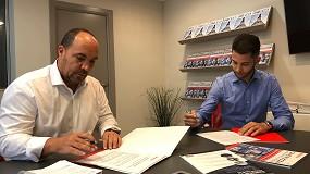 Foto de Offsite Construction Hub e Interempresas Media firman un convenio de colaboración