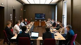 Foto de Nueva reunión del Observatorio del Sector Industrial de Aspromec, esta vez en Madrid