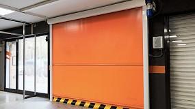Foto de Ferroflex, experiencia en puertas rápidas enrollables