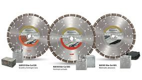 Foto de Husqvarna Construction presenta la nueva generación de discos de diamante Elite-Cut