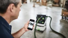 Foto de Festool Connected: herramientas y aplicaciones inteligentes con los que enfrentarse a las situaciones diarias