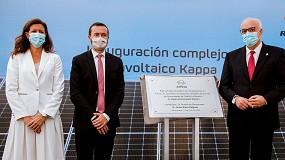 Foto de Repsol inaugura su primer complejo fotovoltaico: Kappa