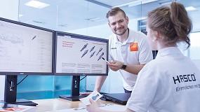 Foto de Hasco Set, la herramienta estándar de ingeniería para la fabricación de moldes