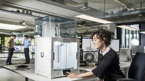 Foto de Solvay, L'Oréal y Ultimaker convocan la tercera edición de la Additive Manufacturing Cup