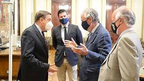 Foto de El ministro Planas destaca el papel de las razas autóctonas tras la firma de un convenio de 4,6 millones de euros con Feagas