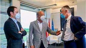 Foto de Saint Gobain PAM solicita a Marcano que apoye la aplicación de la reciprocidad europea en las licitaciones públicas