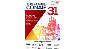 Foto de El Congreso de Conaif 2021 se celebrará de forma presencial en Burgos