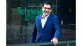 Foto de Entrevista a Xavier Armengol, vicepresidente de Industry de Schneider Electric