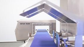 Foto de Los nuevos sistemas combinados de detección de metales y controladora de peso de Mettler Toledo reducen el tiempo de inactividad por limpieza