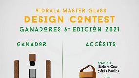 Foto de Vidrala presenta el proyecto ganador de la VI edición de su concurso MasterGlass