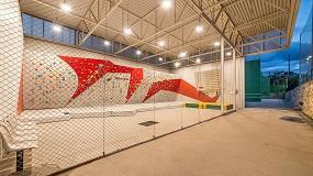 Foto de Schréder mejora la calidad lumínica del polideportivo municipal de Torrelodones, Madrid