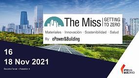 Foto de Ifema Madrid apuesta por la edificación sostenible y saludable, con el Área The Miss 'Getting to Zero'
