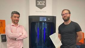 Foto de Entrevista a Mauro Médichi, ingeniero de Aplicaciones de 3DZ Madrid