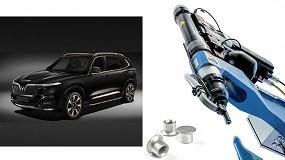 Foto de Böllhoff suministra remaches a los modelos Lux del fabricante automovilístico VinFast