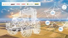 Foto de DataConnect facilita en todo el mundo la gestión de flotas mixtas de maquinaria agrícola