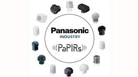 Foto de Enmascarado de los sensores PIR de Panasonic