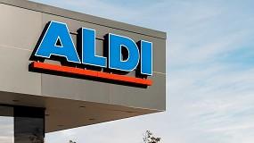 Foto de Aldi ampliará su superficie logística en España en más de un 50%