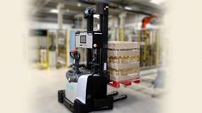 Foto de Robótica móvil en el packaging