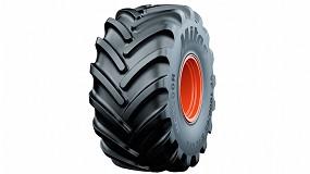 Foto de Mitas HC 3000 R, nuevo neumático para cosechadoras y otros equipos agrícolas