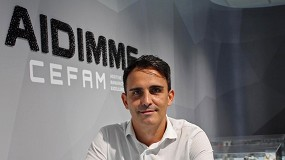 Foto de Entrevista a José Ramón Blasco, jefe de Nuevos Procesos de Fabricación de Aidimme
