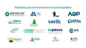 Foto de Nace la Plataforma para la Promoción de los Ecocombustibles, que defiende el papel de los combustibles líquidos renovables en la transición energética