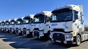 Foto de ESP solutions refuerza su confianza en la Gama T de Renault Trucks