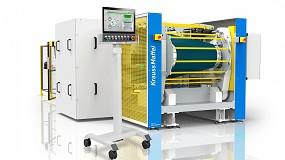 Foto de KraussMaffei presenta una nueva serie de sus prensas rotativas Auma que garantiza unas condiciones de producción constante
