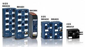 """Foto de Módulos de E/S autoconfigurables de Bihl+Wiedemann: """"Flexibles, descentralizados y económicos"""""""