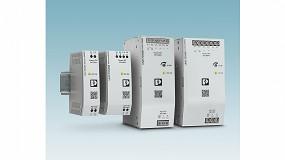 Foto de Phoenix Contact presenta las fuentes de alimentación compactas Uno Power