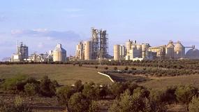 Foto de El consumo de cemento crece un 17,3% en el primer semestre
