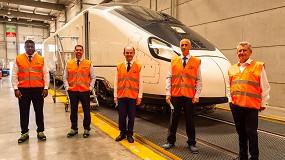 Foto de Repsol y Talgo impulsarán el tren de hidrógeno renovable