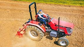 Foto de Las ventas de tractores en India superan las 229.000 unidades en el segundo trimestre