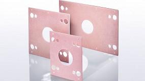Foto de Nuevas placas aislantes térmicas perforadas Hasco, premecanizadas de serie