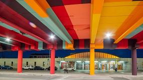 Foto de Schréder renueva la iluminación del aparcamiento del Paseo de Roma de Fuenlabrada, Madrid