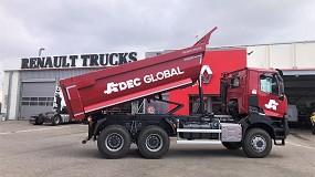 Foto de Renault Trucks K: una solución a medida para la compañía Adec Global