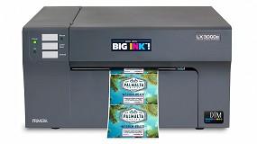 Foto de Nueva impresora etiquetas a color LX3000e con Big Ink
