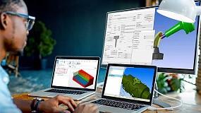 Foto de Hexagon ofrece a los fabricantes de moldes y matrices usuarios de WORKNC CAM acceso a su software de CAD