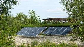 Foto de El campo se 'enchufa' a la energía del sol