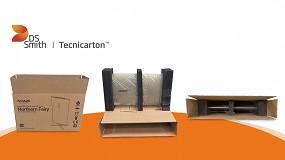 Foto de DS Smith Tecnicarton desarrolla un embalaje que aúna resistencia, seguridad y una cuidada presentación