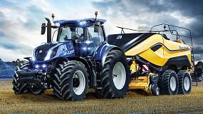 Foto de New Holland T7 Heavy Duty (270-315 CV): rumbo a la Agricultura Inteligente