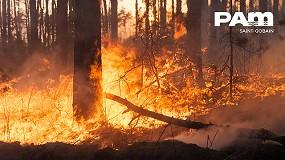 Foto de Soluciones Saint-Gobain PAM para la prevención de incendios