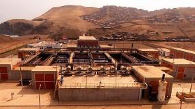 Foto de La depuradora de La Chira (Perú) cumple 5 años en funcionamiento